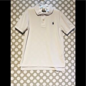 Polo - Boy's Mesh Shirt